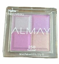 Almay Eyeshadow Squad Eye Shadow Quad -250 SURREAL- Holographic  -Free Ship