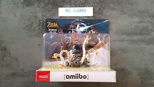 AMIIBO GUARDIAN BREATH OF THE WILD THE LEGEND OF ZELDA NEUF NINTENDO SWITCH