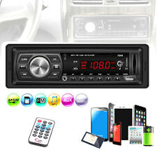 Car Audio In Dash Stereo Radio Player MP3/USB/SD/MMC/FM Unit LY