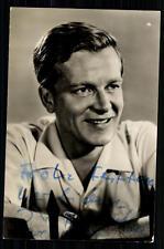 Rolf Möbius Autogrammkarte Original Signiert ## BC 12074