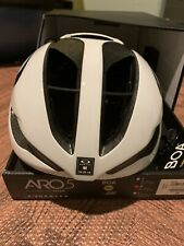 Oakley Aro5 Helmet - White, Medium MIPS Boa New NIB Road Cycling Bicycle
