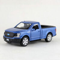Ford F-150 Pick-up Truck 1:36 Scale Model Car Diecast Gift Toy Vehicle Kids Blue