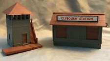 Bachmann Plasticville HO Scale Model Buildings