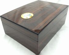 Cigar Humidor Smokegame SMALL - Cigars - Free Gift  cigar cutter &water beads
