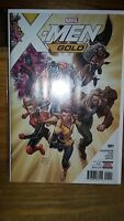 X-MEN GOLD #1 CONTROVERSIAL EDITION NM SHIPPED IN BOX TO PROTECT