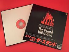 Stephen King's The Stand • Japan Laserdisc Box Set • POST-PANDEMIC EPIC