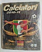 ALBUM CALCIATORI 2010 2011 + SET COMPLETO STICKERS FIGURINE EX SIGILLATO PANINI
