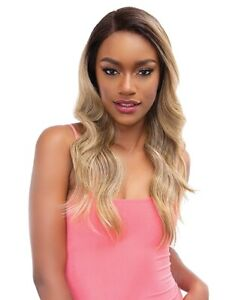 Janet Collection Melt Extended Part Lace Front Wig - MERCY