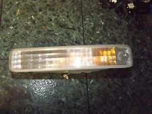 92-94 OEM USDM Acura Vigor SL5 front driver bumper turn signal lamp 045-4016 L
