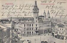 Jägerndorf Schlesien AK 1908 Sparkasse Rathaus Krnov Tschechien Ceska 1905157