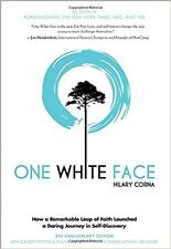 ONE WHITE FACE_HILARY CORNA_5TH ANN ED_HC(DJ) SIGNED_FREE S/H_MOTIVATIONAL_JAPAN