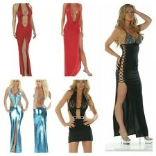 Wholesale Lot of 11 Nom de Plume Stripper Exotic Dancer Gowns Small Medium NEW