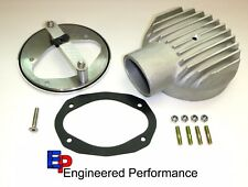 Blow Through Turbo Plenum WEBER 32/36 DFV Holley 5200  Gemini Escort Datsun BMW