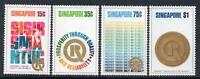SINGAPORE MNH 1973 SG189-192  Prosperity through Quality and Reliability