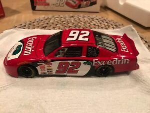 Jimmie Johnson #92 Excedrin 1:24 Scale 2001Busch Car