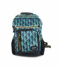"Solo 15.6"" Laptop Sleeve 4 Pocket Backpack Blue/Grey/Black/Yellow"