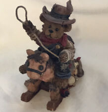 boyds bears figurines Cowboy