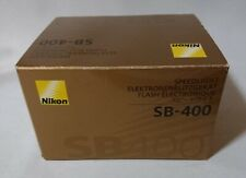 SB-400 Nikon Flash Clip-on type Compact lightweight speedlight F/S from JAPAN