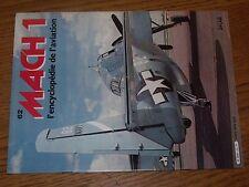 $$$ Recue Atlas Mach 1 encyclopedie aviation N°62 GrummanDornier Do-335 Pfeil