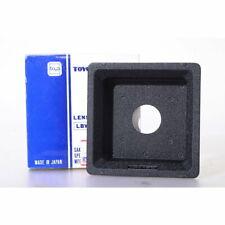 Toyo Copal 1 Objektivplatte Versenkt - Objektivplatine - Lens Board VS-1
