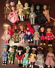 (Lot of 21) Mcdonalds Madame Alexander Wizard Of Oz dolls  Mix of Years