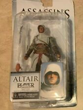 Assassins Creed Neca Altair Player Select Figure NEW Factory Sealed damaged box
