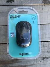 Souris sans fil Logitech M220 SILENT Ambidextre Silencieuse Capteur Optique Neuf