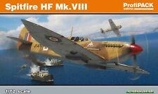 Eduard 1/72 Supermarine Spitfire HF Mk. VIII Profipack Edición # K70129