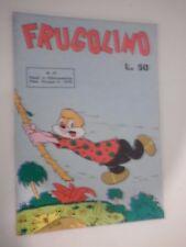 Albi Fumetto Umoristico FRUGOLINO N 11  Anno 1973 Lire 50 Originale