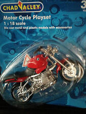 Chad Valley BMW R1100R Motor Cycle in 1:18 scale