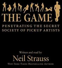 `Strauss, Neil`-The Game  CD NEW
