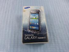 Samsung Galaxy Xcover 2 GT-S7710 4GB Titan Gray! Ohne Simlock! TOP ZUSTAND! OVP!