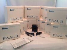 QUORUM PAAL II PERSONAL ATTACK SECURITY ALARM Siren Flashing Light + Flash Light