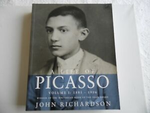 A Life of Picasso - Vol. 1. 1881-1906 & The Painter of Modern Life 1907-1917 New