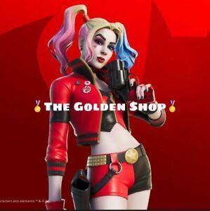 Fortnite Rebirth Harley Quinn Skin Code