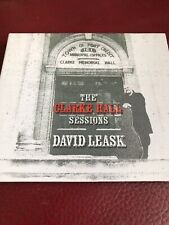 David Leask The Clarke Hall Sessions