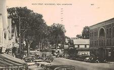 Wolfboro,N.H.Main Street,Used,1951