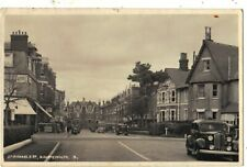 Hampshire - Bournemouth, St Michaels road, street scence