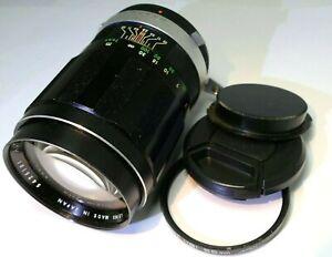 Miranda 135mm f2.8 Lens for Miranda Sensorex telephoto prime