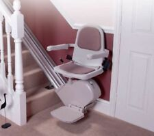 L/H Brooks/Acorn Slimline Stairlift, fitted with 12 month inclusive warranty