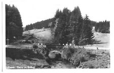 AK, Dassel, Partie im Solling mit Brücke, um 1943