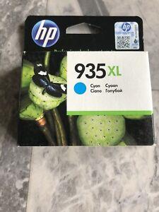 Genuine High Capacity Cyan HP 935XL Ink Cartridge C2P24AE Brand New Sealed Print