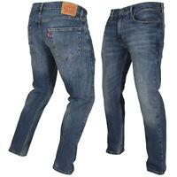 Levi's Mens 502 Regular Tapered Fit Jeans (0003 Tanger)