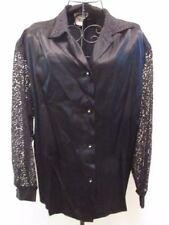 Markenlose Blusen mit Langarm für Damen