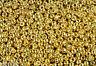 11/0 TOHO Glass Seed Beads #PF557- Permanent Finish Galvanized Starlight 10g