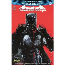 BATMAN IL CAVALIERE OSCURO RINASCITA 1 VARIANT - DC COMICS RW LION ITA- NUOVO