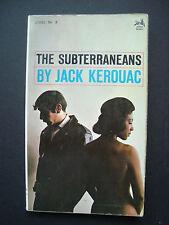 "Jack Kerouac  "": The Subterraneans  ""  Zebra Books- Grove Press  1966"