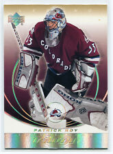 2003-04 Upper Deck Trilogy 24 Patrick Roy