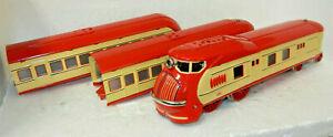 Paya Hermanos O Scale 3 Unit Articulated M-10000 Diesel Railcar Set