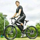 "26"" Electric Cruiser Bike 350W Ebike 20MPH Electric Bikes Removable Battery__"